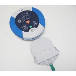 Pad-Pak adulte combinant électrodes et batterie pour DAE Heartsine Samaritan